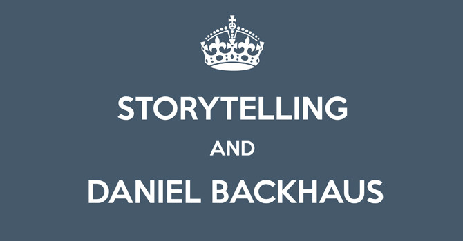 Daniel Backhaus Social Media Storytelling