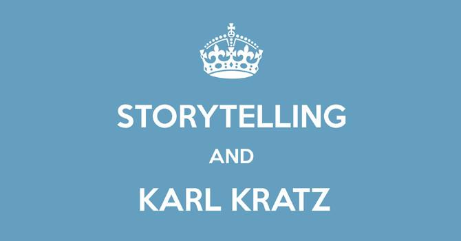 Karl Kratz über Storytelling im Onlinemarketing und für SEOs