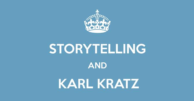 Karl Kratz über Storytelling 2013