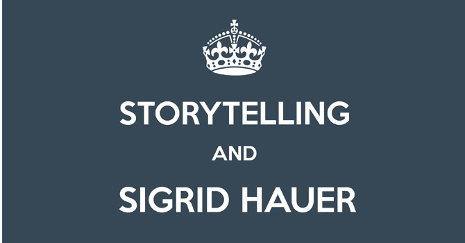 Die Unternehmensberaterin Sigrid Hauer ist Expertin für den Einsatz von Storytelling unter anderem im Projektmanagement