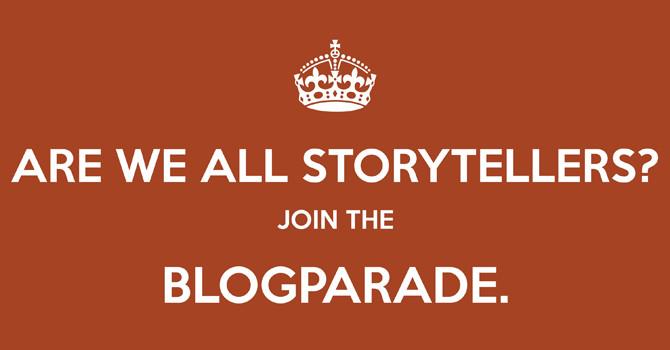 Die Blogparade zum Thema Storytelling fasst zusammen, wo in beruflichem Kontext Geschichten erzählt werden.