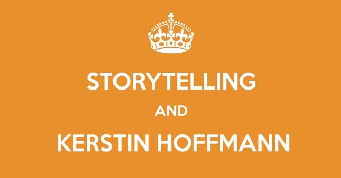 Storytelling für PR in der PR-Arbeit im Marketing mit Kerstin Hoffmann