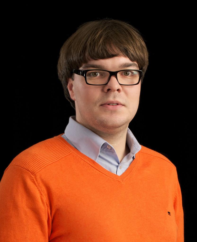 Tim Bohlen begeistert sich beruflich und privat für Storytelling